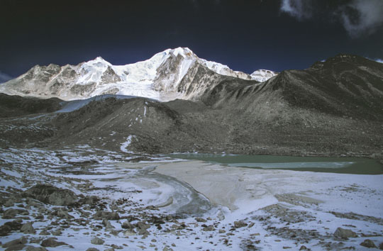 1Larkya La, Nepal
